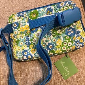 NEW Vera Bradley travel belt bag (Fanny Pack)